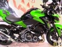 Kawasaki Z900 на выставке