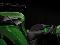 Официальное видео Kawasaki Z1000SX