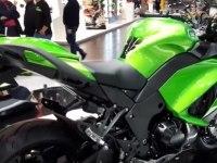 Обзор Kawasaki Z1000SX