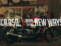 Промовидео Yamaha SCR950