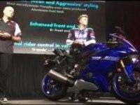Презентация Yamaha YZF-R6