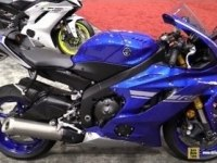 Yamaha YZF-R6 на выставке