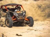 Драйв на BRP Can-Am Maverick X3