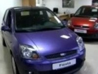 Видео обзор Ford Fiesta