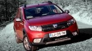 №1 Тест Dacia Sandero Stepway