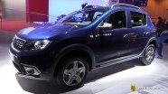 Dacia Sandero Stepway на выставке