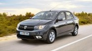 Dacia Logan внутри и снаружи