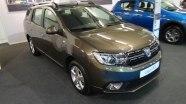 Dacia Logan MCV на выставке