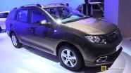Интерьер и экстерьер Dacia Logan MCV