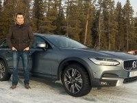 Тест-драйв Volvo V90 CrossCountry от InfoCar.ua