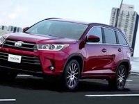 Особенности Toyota Highlander