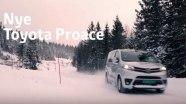 Особенности Toyota Proace