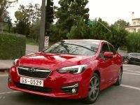 Промовидео Subaru Impreza
