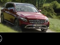 Проморолик Mercedes-Benz E-Class All-Terrain