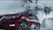 Nissan Rogue - Возвращение снеговика