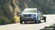 Реклама Nissan Pathfinder