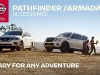 Аксессуары для Nissan Pathfinder и Armada