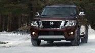 Тест Nissan Armada