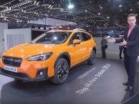Subaru на Женевском автосалоне 2017