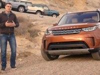 Тест-драйв LandRover Discovery 5 от InfoCar.ua