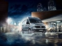Реклама Volkswagen Crafter Kasten