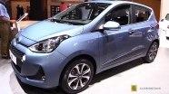 Hyundai i10 на выставке