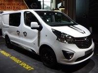 Обзор Opel Vivaro Sport Combi