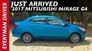 Обзор Mitsubishi Mirage G4