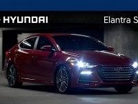 Проморолик Hyundai Elantra Sport