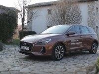 Тест-драйв Hyundai i30 2017