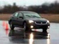 Видео тест Mitsubishi Galant