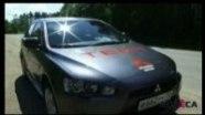 Видео тест-драйв Mitsubishi Lanser X от Колёса.ру