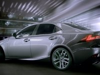 Проморолик Lexus IS 200t