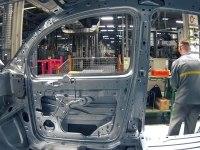 Производство Renault Kangoo Z.E.