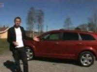 Видео обзор Dodge Journey от WhatCar