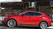Тест-драйв Alfa Romeo Stelvio на русском