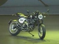 Краткий обзор Ducati Scrambler Cafe Racer