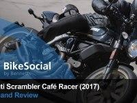 Тест-драйв Ducati Scrambler Cafe Racer