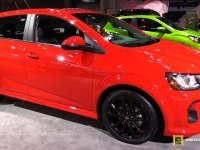 Обзор Chevrolet Sonic (Aveo Hatchback)