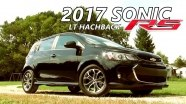 Chevrolet Sonic Hatchback RS (Aveo Hatchback) в динамике