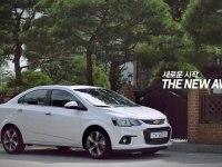 Корейская реклама Chevrolet Aveo (Sonic)