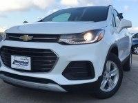 Видео с обзором компактного SUV-а Chevrolet Trax (Tracker)