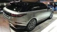 Видео Range Rover Velar с автосалона