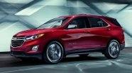 Реклама Chevrolet Equinox