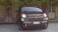 Безопасность Fiat 500L