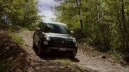Fiat 500L Cross в динамике