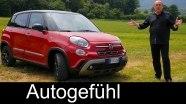 Тест Fiat 500L Cross