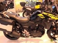 Suzuki V-Strom 250 на выставке