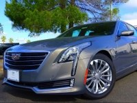 Тест Cadillac CT6 Plug-In