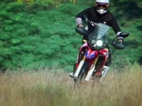 Трейлер Honda CRF250 Rally